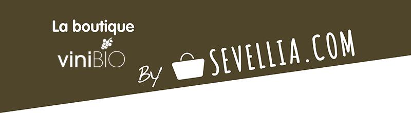 La boutique du salon VInibio par SEVELLIA.COM