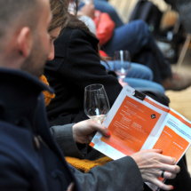 VINIBIO 2017 - visiteurs en conférence