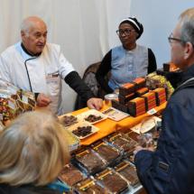 VINIBIO 2017 - traiteur de chocolat