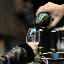 VINIBIO 2017 - verre de vin / champagne